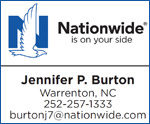 Nationwide Jennifer Burton