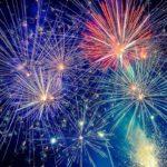 Lake Gaston Fireworks