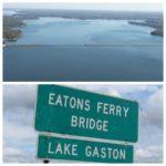 Eaton Ferry Bridge Construction