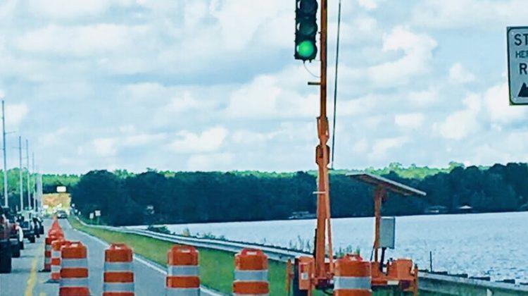 Eaton Ferry Bridge Repair….